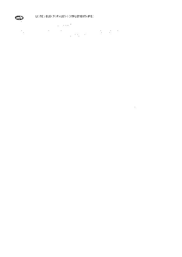Aperçu Formulaire Cerfa No 11556-01 : Avis d'inscription sur une liste electorale complementaire (élections municipales)