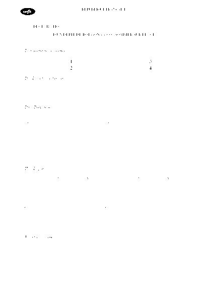 Aperçu Formulaire Cerfa No 11542-04 : Déclaration d'ouverture, de mutation ou de translation d'un débit de boissons à consommer sur place