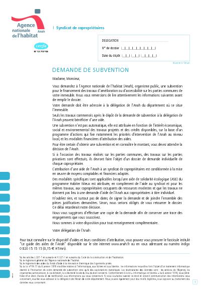 Formulaire Cerfa No 12713-06 : Demande d'évaluation de rachat de ...