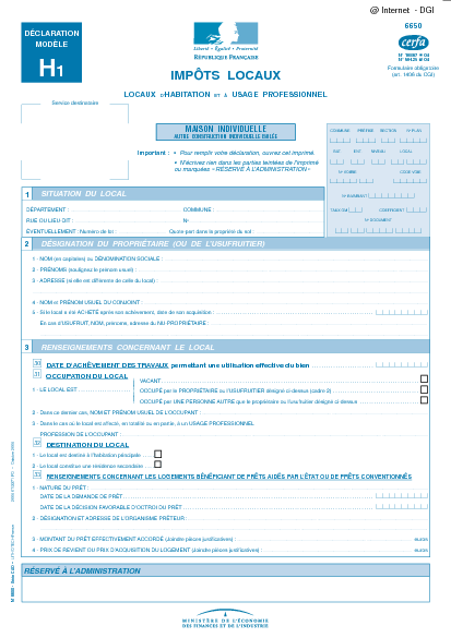 Modele bail location cerfa document online for Bail location maison