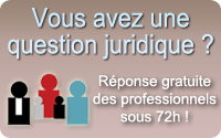 Question du droit ? Réponse grauite sur Documentissime !