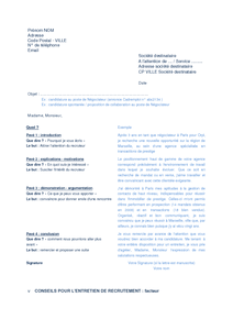 exemple cv facteur cv type facteur   CV Anonyme exemple cv facteur