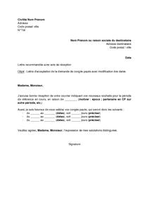 modele attestation employeur annulation conges document online. Black Bedroom Furniture Sets. Home Design Ideas