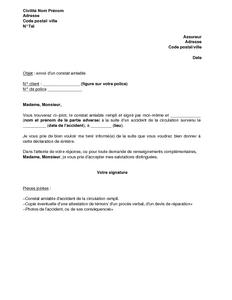 MAIF GRATUIT TÉLÉCHARGER CONSTAT AUTOMOBILE AMIABLE