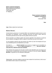 31dbc6d6c5b Lettre de consultation des délégués du personnel (DP) pour la mise ...