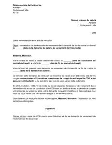 Exemple de fin de lettre | Memoireveritejustice
