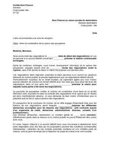 modele lettre de motivation immobilier