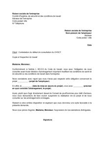 Lettre De Demission Modele Gratuit Job Application Letter