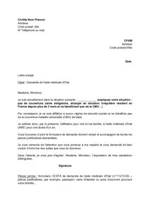 CPAM GRATUIT TÉLÉCHARGER DE DEMANDE RATTACHEMENT