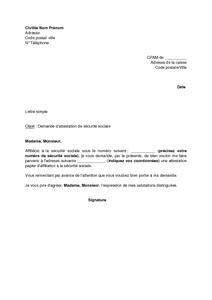 CNAS TÉLÉCHARGER GRATUIT DE TRAVAIL ATTESTATION