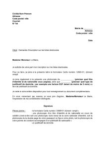 Application letter sample mod le de lettre de demande d 39 inscription - Lettre de demande de remboursement ...