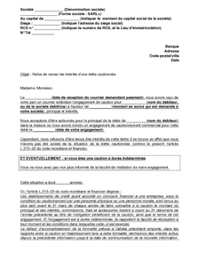 Exemple Lettre De D 233 Charge Andallthingsdelicious