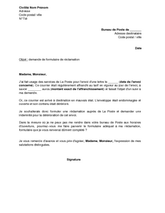 Courrier Type Comment Rediger Une Lettre Administrative Giga Media