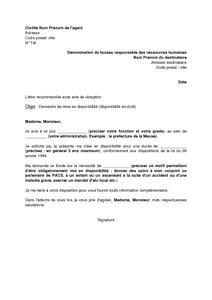 exemple lettre de motivation fonction publique territoriale
