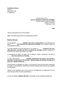 lettre demande de sous traitance