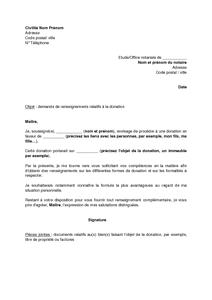 Exemple de lettre de demande lettre de candidature exemple