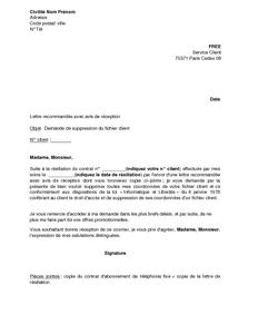 modele lettre client Exemple De Lettre Commerciale Pour Un Client | passieophetplatteland modele lettre client