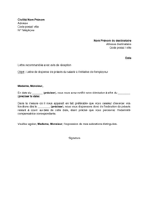 lettre de dispense de pension alimentaire