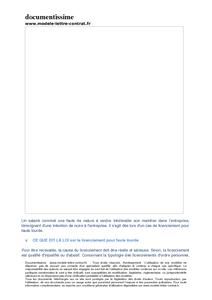 Lettre De Licenciement Du Salarie Pour Faute Lourde Modele De
