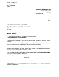 exemple lettre de motivation operateur de saisie