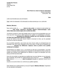 Modele lettre travaux non conforme document online - Declaration de fin de travaux non faite ...