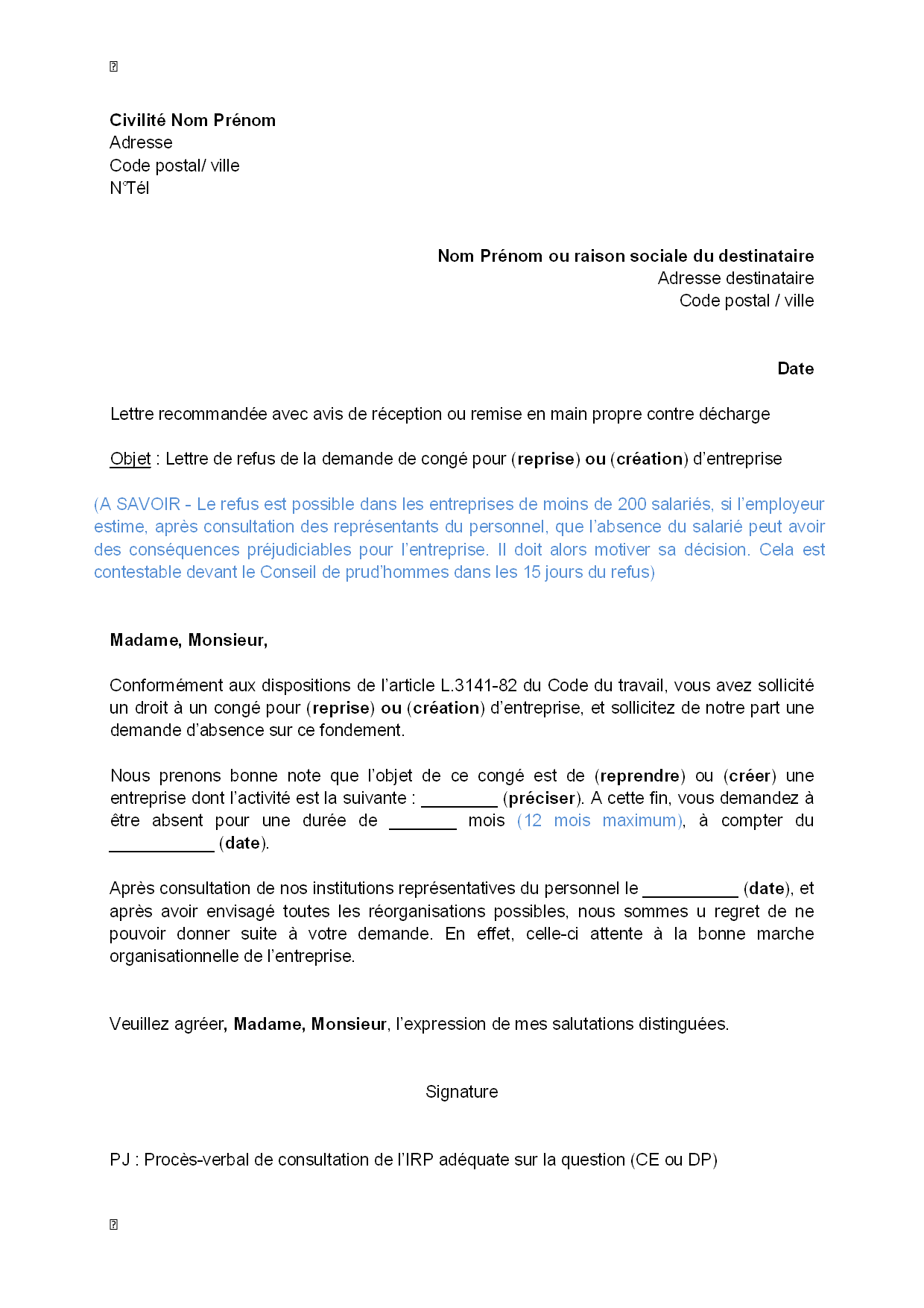 cover letter example  mod u00e8le type lettre de motivation