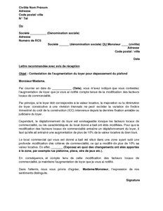 bd6596b3660 Courrier commerciale gratuit exemple de lettre recommandée avec ...
