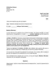 R siliation bail meubl par le propri taire doc lettre de for Bail meuble preavis
