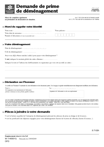 Cerfa N 11363 03 Demande De Prime De Demenagement Documentissime