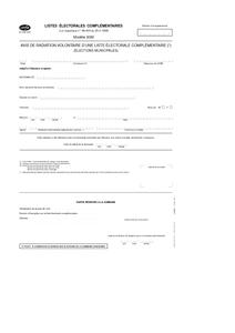 Cerfa N 11557 01 Avis De Radiation Volontaire D Une Liste