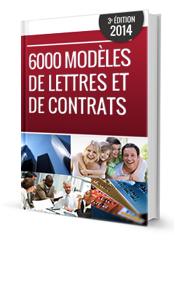 Modèles de lettreset contrats gratuits