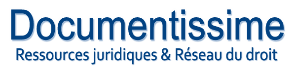 Documentissime : ressources juridiques et reseau du droit