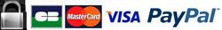 paiement sécurisé par carte bleue